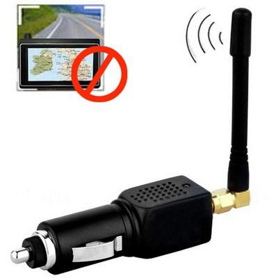 Anti Tracker Mini GPS Signal Jammer for Car--Cellphone