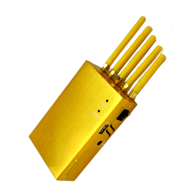 3w mobile phone signal jammer | mobile phone and gps jammer china