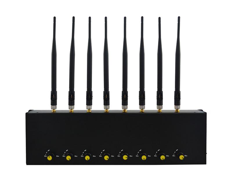 4 Antennas gps signal Blocker - make gps jammer signal